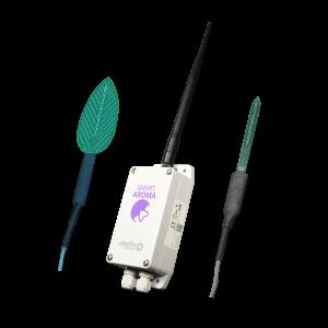 Capteur foliaire sol Sinafis SmartAROMA