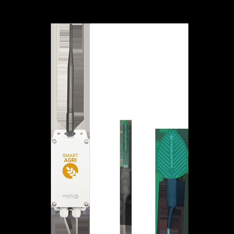 Kit capteur foliaire sol Sinafis SmartAGRI